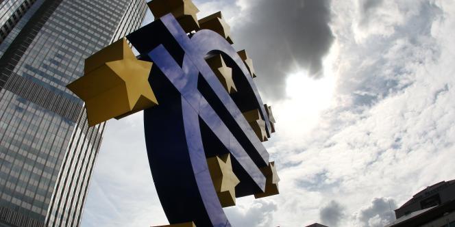 L'institution monétaire de Francfort avait déjà abaissé ce taux à 0,15 % en juin, son plus bas historique.