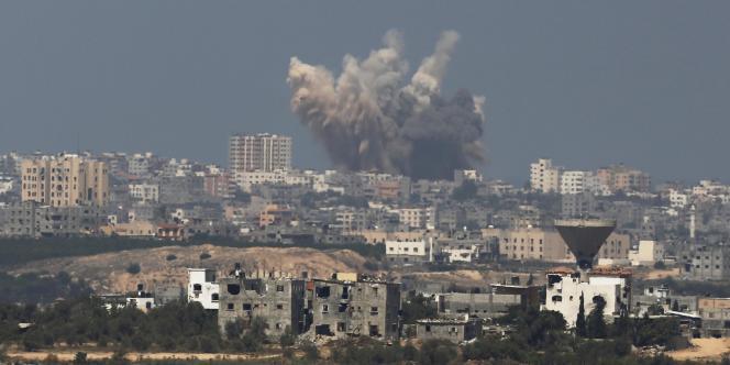 Les affrontements ont fait rage dans la bande de Gaza durant le mois d'août.