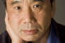 L'écrivain japonais Haruki Murakami.