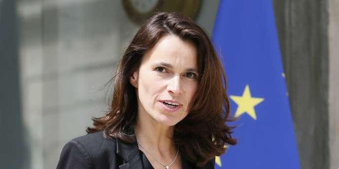 La ministre de la culture Aurélie Filippetti soutient le combat des écrivains américains contre le distributeur en ligne.