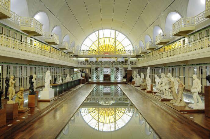 La Piscine, musée municipal de Roubaix.
