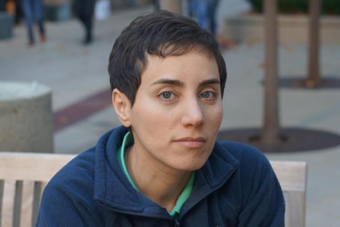 Maryam Mirzakhani est la première femme à recevoir la médaille Fields.