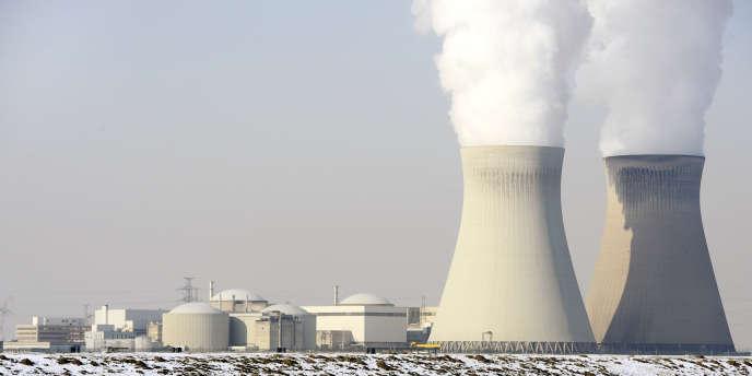 La centrale de Doel, en Belgique.