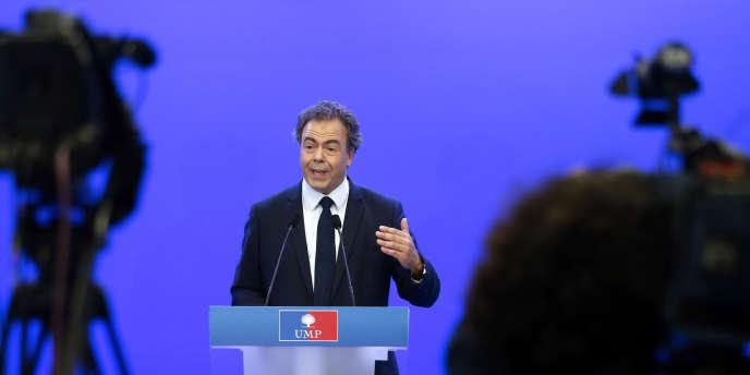 Le secrétaire général de l'UMP, Luc Chatel, le 14 juillet.