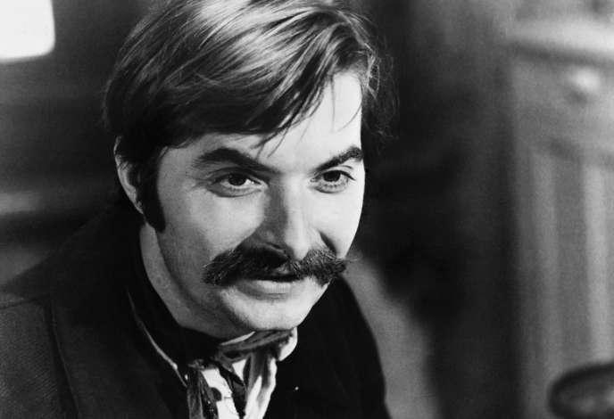 Le chanteur Pierre Vassiliu en 1973.
