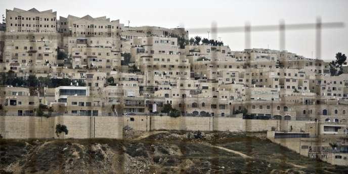 Israël poursuit la construction de logements à Jérusalem-Est.