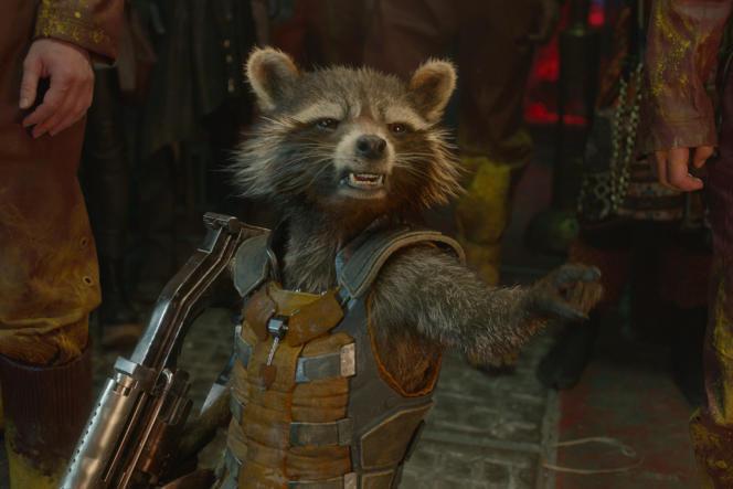 Rocket Raccoon, l'un des