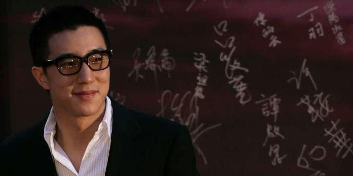 Jaycee Chan, fils de l'acteur Jackie Chan, a été arrêté à Pékin pour possession de drogue.