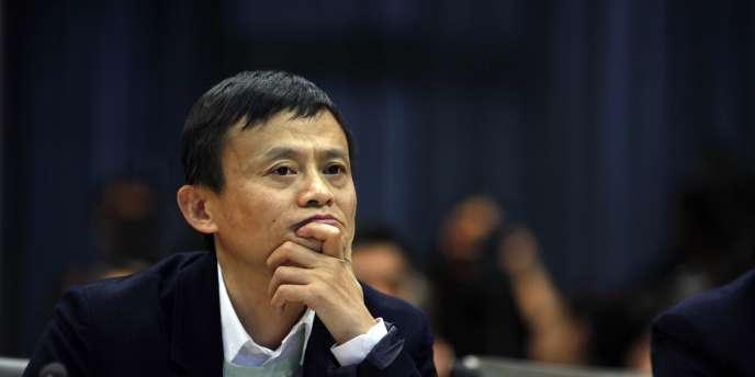 Jack Ma a créé Alibaba en 1999, dans un appartement de la ville de Hangzhou, au sud-ouest de Shanghaï.
