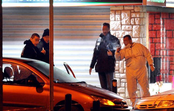 Une fusillade à la pizzeria Le Milano, à Toulouse, avait fait un mort, le 21 janvier.