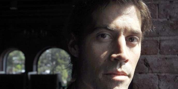 Le journaliste américain James Foley avait été enlevé par des hommes armés en novembre 2012 en Syrie.