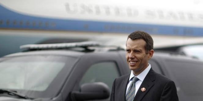 David Plouffe, stratège de la campagne électorale du président américain en 2008, va devenir vice-président de la société de voitures de transport avec chauffeur (VTC).