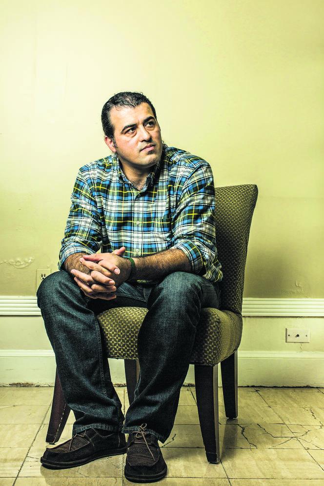 Ahmad Batebi, le 8 juillet.