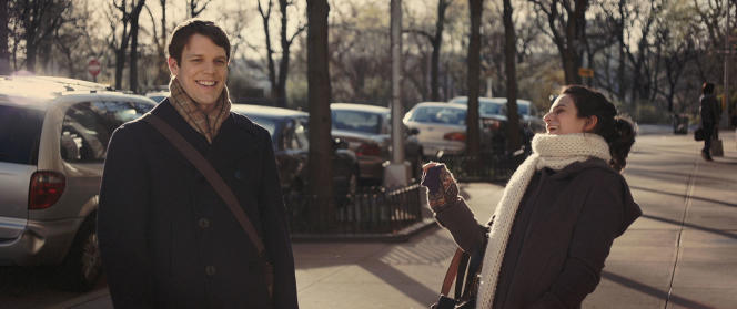 Jake Lacy et Jenny Slate dans le film américain de Gillian Robespierre,