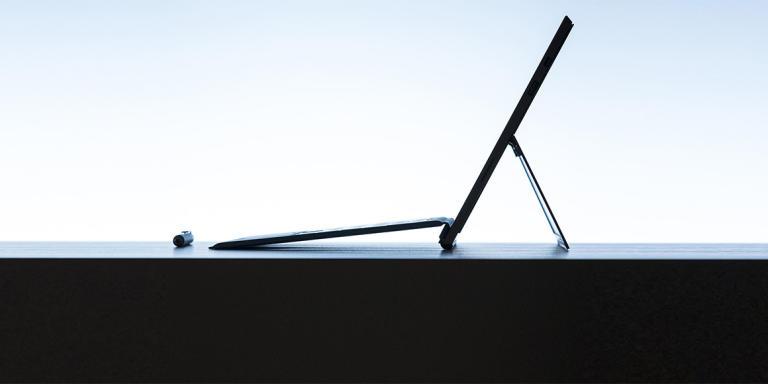 La Surface Pro 3 de Microsoft.