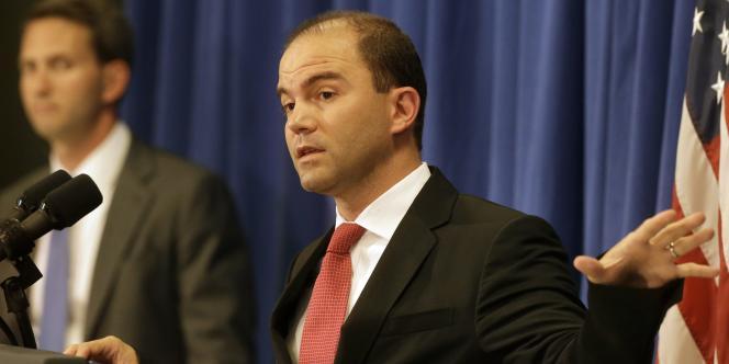 Ben Rhodes, conseiller adjoint à la sécurité nationale, a réaffirmé vendredi 22 août la volonté de Washington de ne pas fournir