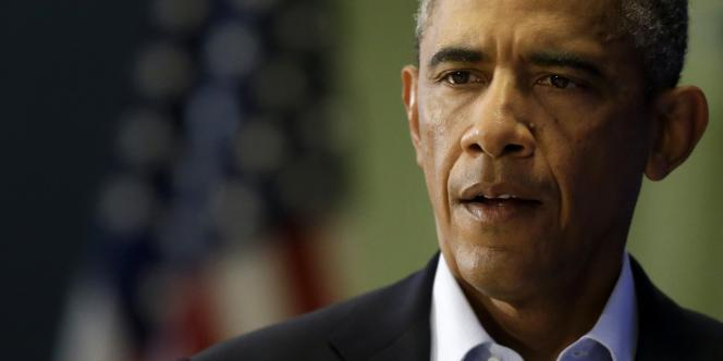 Le président américain Barack Obama le 20 août 2014.