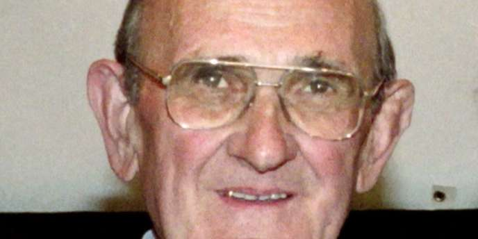 Marcel Rigout en 1992.