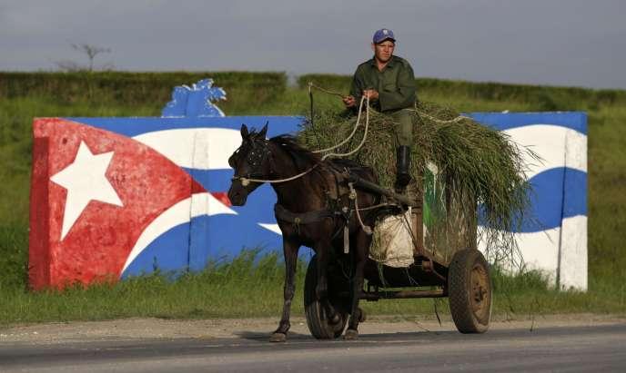 A Mariel, près de La Havane, le 20 août.
