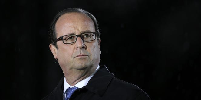 François Hollande le 25 août.