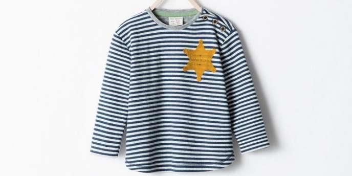 t shirt jaune zara