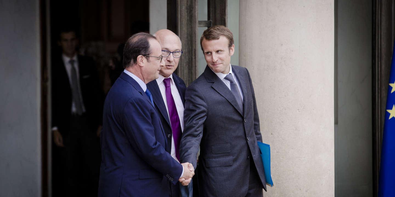 Emmanuel Macron De Mozart De L Elysee A Ministre De L Economie