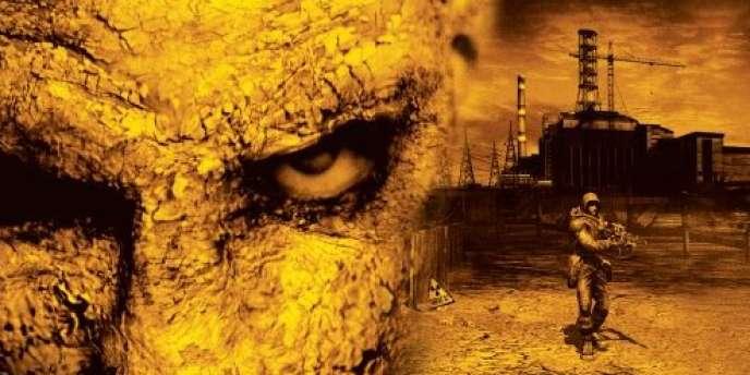 Jaquette de S.T.A.L.K.E.R. : Shadow of Chernobyl (2006).