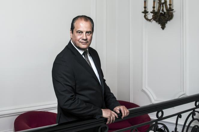 Jean-Christophe Cambadélis premier secrétaire du Parti socialiste, le 27 août.