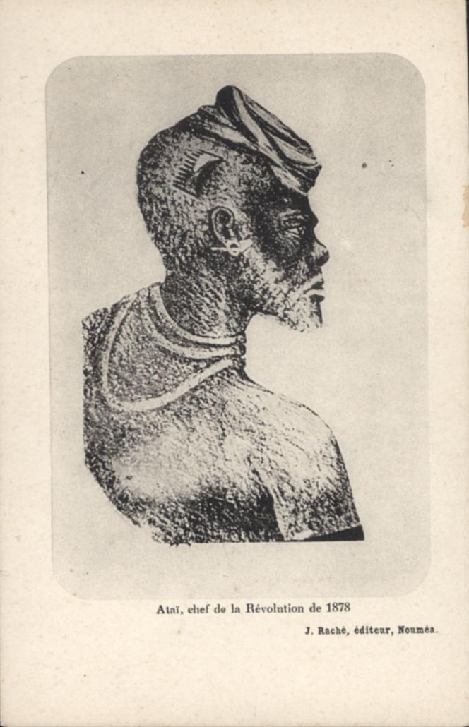 Le chef Ataï.