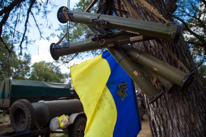 Kiev a demandé une « aide militaire d'envergure » à l'UE et veut relancer le processus d'adhésion du pays à l'Alliance atlantique.