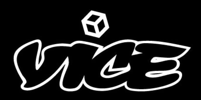 Le logo de Vice.