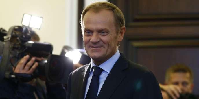 Donald Tusk apparaît comme le favori pour le poste de président du Conseil européen, qui sera désigné samedi dans la soirée.
