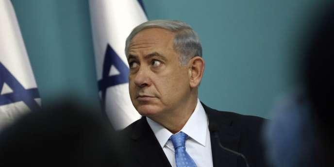 Le premier ministre israélien a affirmé samedi avoir choisi de « ne pas [s']embourber dans Gaza » en raison de la présence de l'Etat islamique, d'Al-Qaida et du Hezbollah dans les pays voisins.