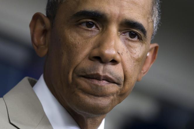 Barack Obama, le 28 août à Washington.