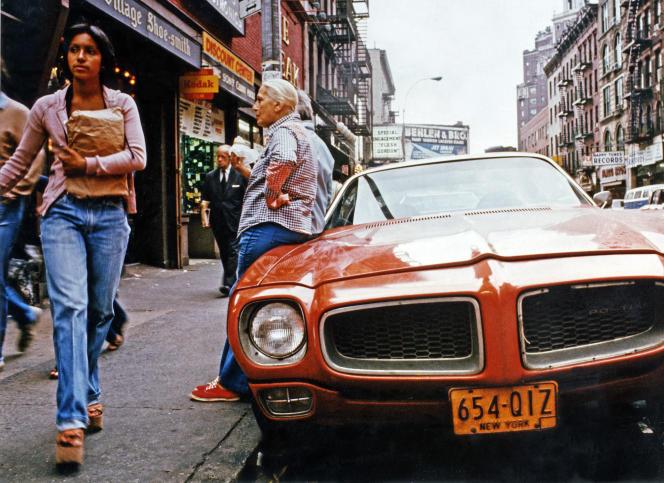 Quarante ans de l'existence d'un New-Yorkais ordinaire après-guerre. C'est « Et rien d'autre », magnifique roman du grand écrivain américain, qu'à lu Jérôme Ferrari, Prix Goncourt 2012 (photo: New York, années 1970).