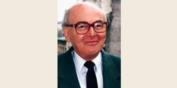 Herbert R. Lottman (1927-2014).