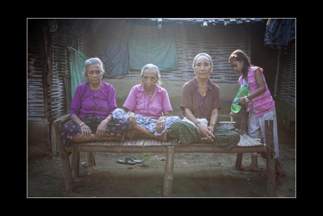 Réfugiés Bhoutanais.