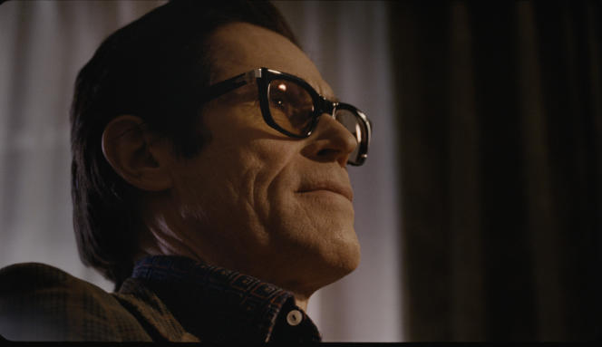 Willem Dafoe dans le film d'Abel Ferrara,