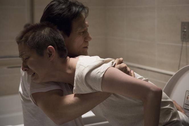 Une scène du film coréen d'Im Kwong-taek,