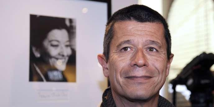 Emmanuel Carrère, gagnant du prix littéraire du