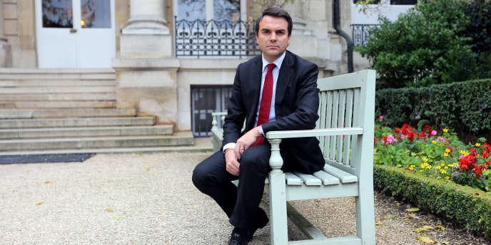 Thomas Thévenoud, enoctobre2012.