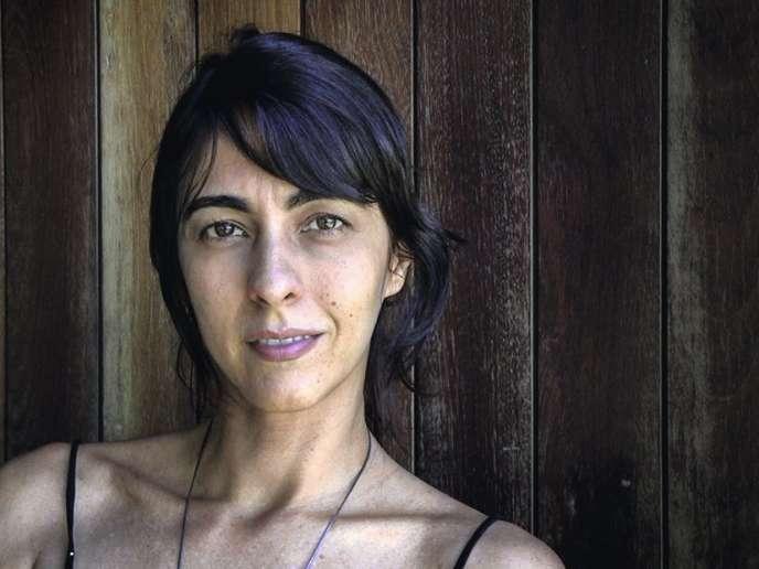 La metteuse en scène brésilienne Christiane Jatahy.