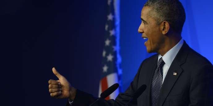 Le 28 août, le président américain avait déclenché une vague de critiques en avouant ne pas savoir « pour l'instant » comme lutter contre l'Etat islamique.