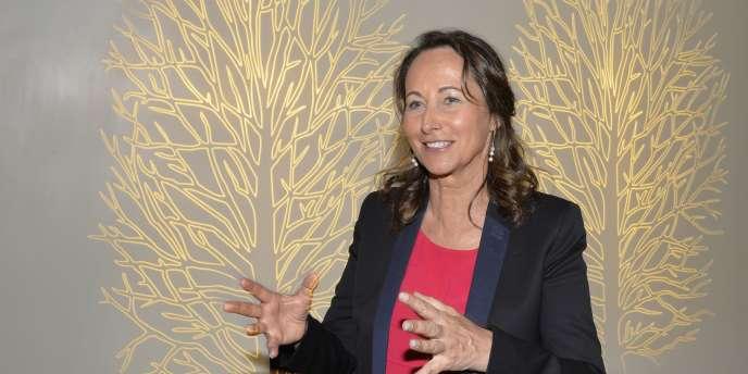 La ministre de l'écologie, Ségolène Royal, le 4 septembre.