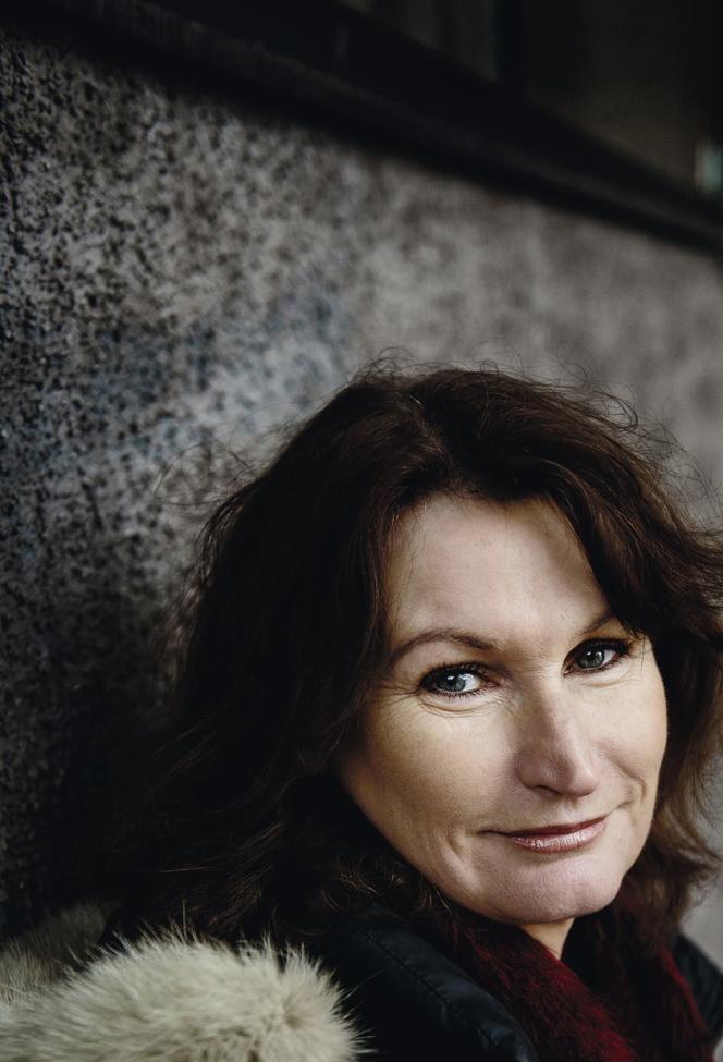 La romancière suédoise Viveca Sten.