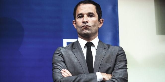 Benoît Hamon, ex-ministre de l'éducation nationale.