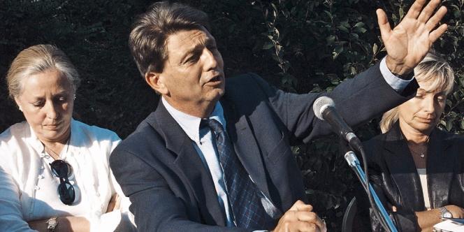 Alain Madelin, ministre de l'économie sous Jacques Chirac, débarqué en 1995, a été par la suite chef du parti Démocratie libérale. Et candidats à l'élection présidentielle.