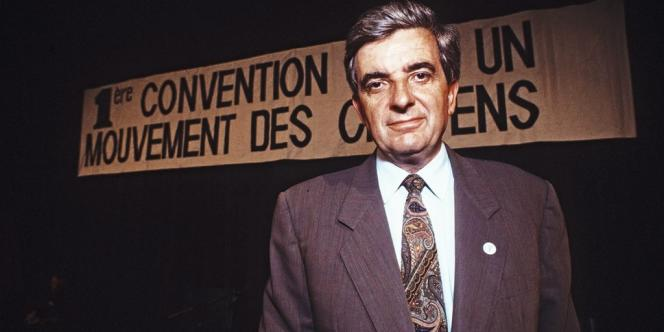 Jean-Pierre Chevènement, trois fois démissionnaire pour désaccord avec la politique gouvernementale, a été par la suite chef du parti Mouvement des citoyens. Et candidats à l'élection présidentielle.