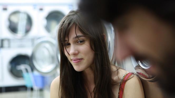 Juliette Dutent dans le film français de Bruno Mercier,