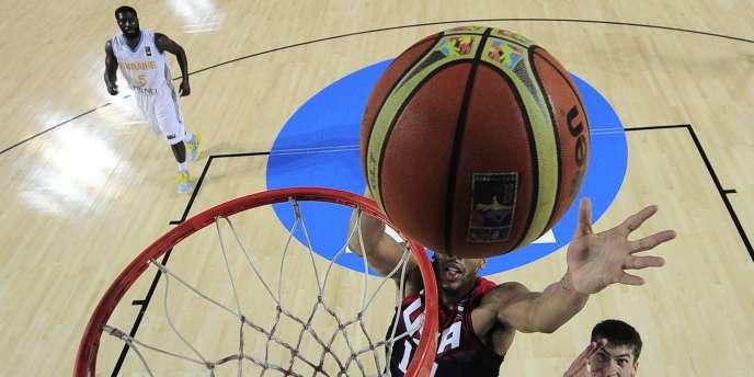 L'Euro 2015 messieurs de basket aura lieu en France, en Allemagne, en Croatie et en Lettonie.